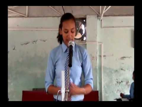 Higher Secondary School Debate Competition - Shivapuri School Kathmandu - 2012