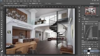Фото Дизайн и визуализация  1   Как включить свет в интерьере