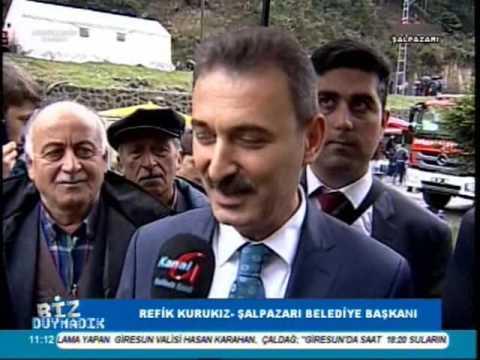 Kanal G - Necati Selvitop ile Biz Duymadık - Trabzon Şalpazarı Kültür ve Bahar Şenliği