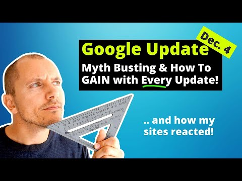 Google Core Updates: Myth Debunking + How My Sites Got Affected!