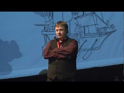 TEDxPrague -  Mikuláš Kroupa - Příběhy z Paměti národa