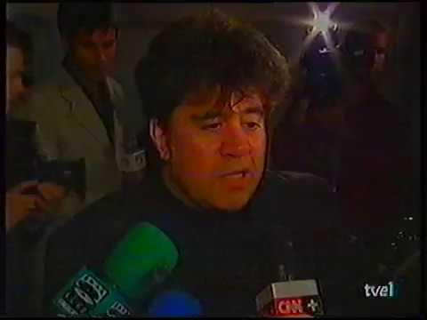 Pedro Almodóvar antes de los Oscar (TVE1)