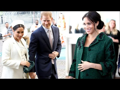 Meghan Markle and Prince Harry Welcome Royal Baby Mp3