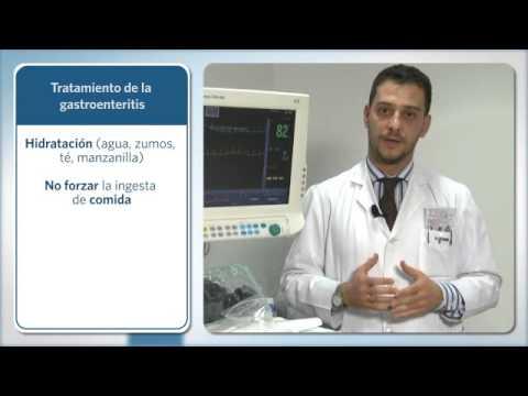 Gastroenteritis: contagio y alimentación
