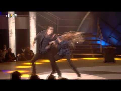 Finale SYTYCD 2010 - Floris & Lise Hip Hop Lyrical HD