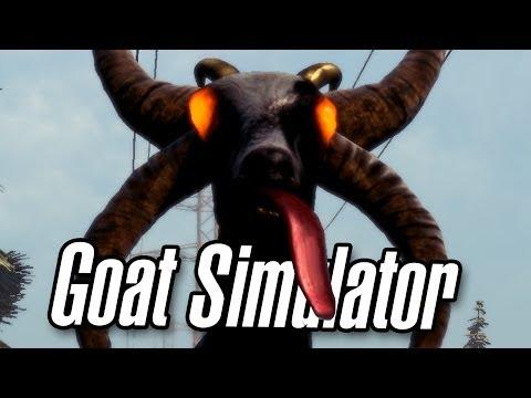 Goat Simulator - DEVIL GOAT