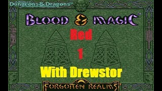 Lets Play Blood and Magic Howl of Vengeance Red 1
