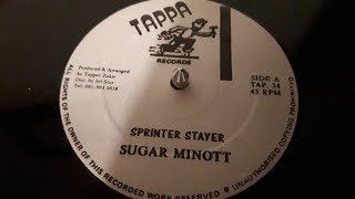Sugar Minott Sprinter Stayer
