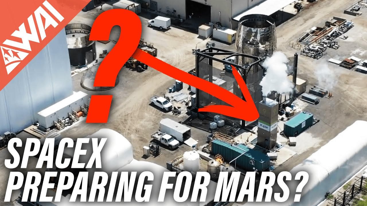 SpaceX Starship Updates – SpaceX Preparing For Mars In Florida?