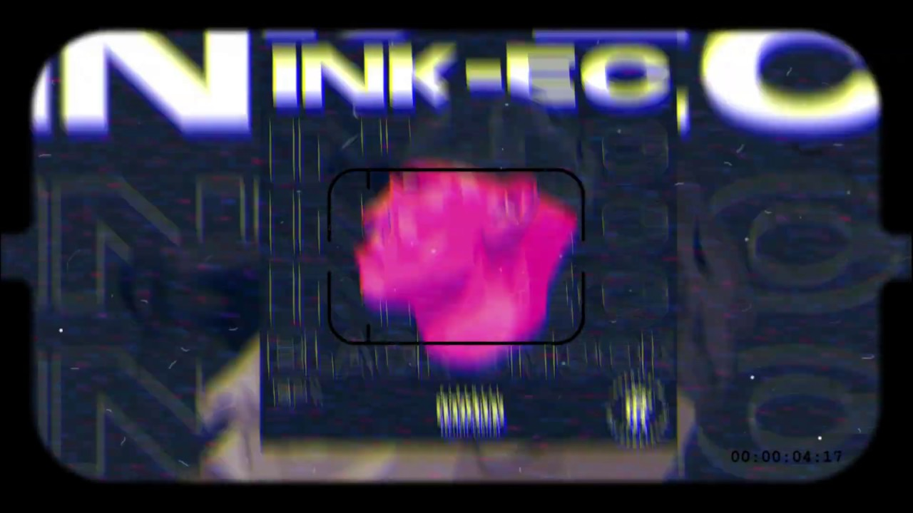 INK-EC - BLACK SMOOK EP