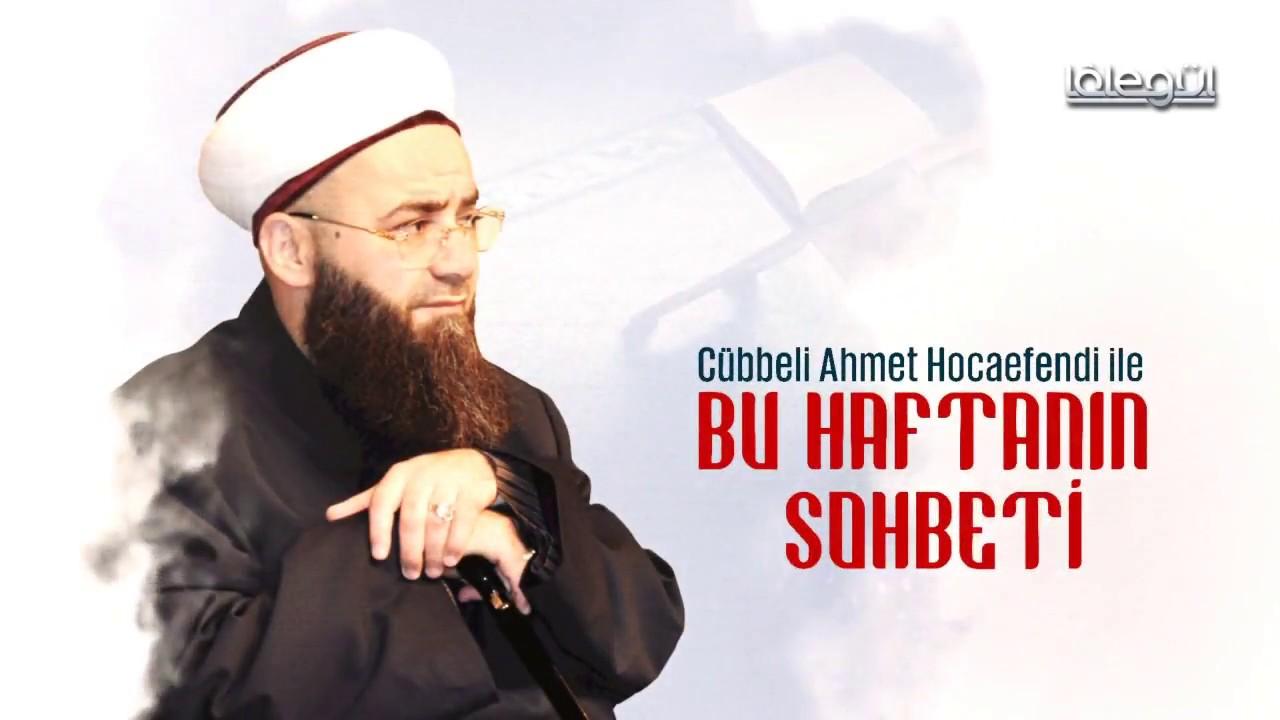 28 Nisan 2010 Tarihli Hırz (Koruma) ve Emân Olan İstiğfârlar Sohbeti - Cübbeli Ahmet Hoca Lâlegül TV