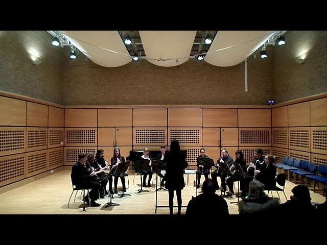 Blowsoc Clarinet Ensemble: Eye of the Tiger