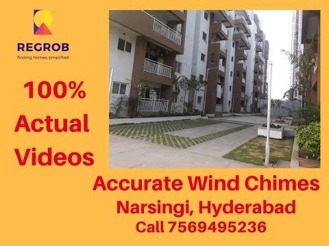 Accurate Wind Chimes Narsingi Hyderabad | Call 7569495236 | Actual Videos | April, 2018