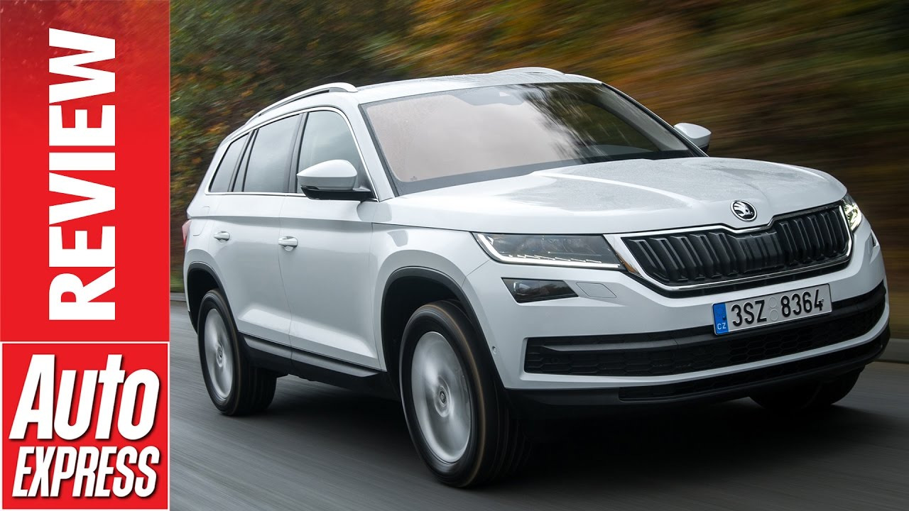 New Skoda Kodiaq Review Could The Big Suv Be Best In Class Youtube