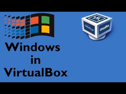 How to Install Windows for Workgroups 3.11 in VirtualBox with Drivers