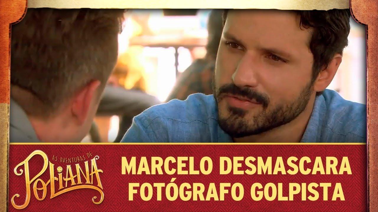 Marcelo desmascara fotógrafo golpista | As Aventuras de Poliana