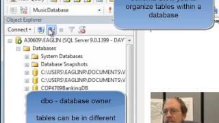 Database - Getting Started With SQL Server Management Studio