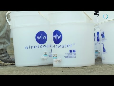 Wine To Water - Dominican Republic