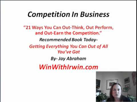 Competition In Business - Jay Abraham Book