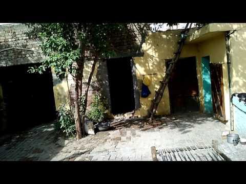 Panjab india de Ikk Pind da ghar,view this pendu life -mene