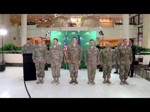 5 BRONZE MEDALS awarded to Air Force Surgical Team for actions in Afghanistan