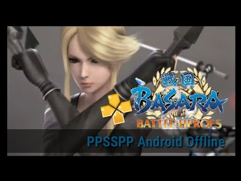 Download Game {Basara Battel Heroes} PPSSPP Android Offline