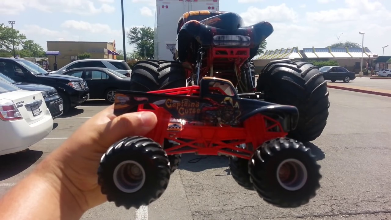 Monster Truck How It S Done Youtube