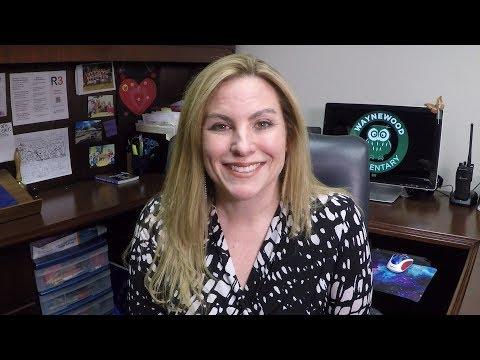 Meet the Principal of Waynewood Elementary School