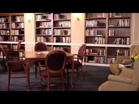 Library - All American Assisted Living
