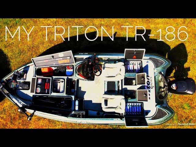 Whats INSIDE My BASS BOAT!