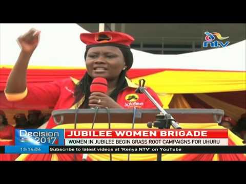 Jubilee women tell Raila to prepare for retirement