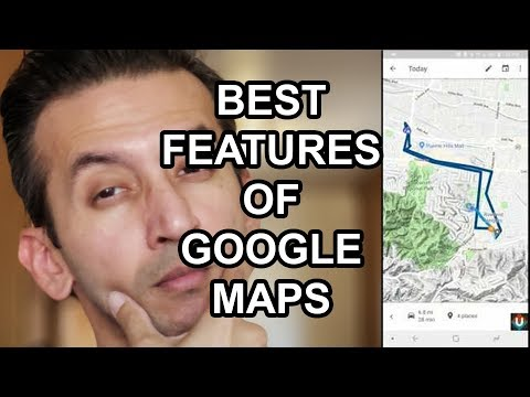 Best features of Google Maps app for Uber Drivers / Partners