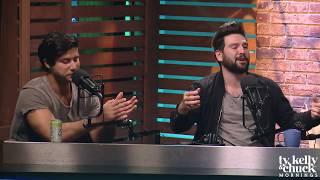 Video Dan + Shay Explain the Struggle of Performing on Award Shows - Ty, Kelly & Chuck download MP3, 3GP, MP4, WEBM, AVI, FLV Juli 2018