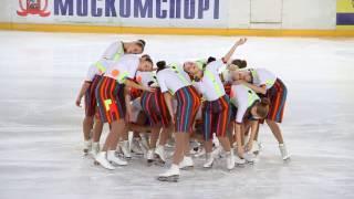 Crystal Ice, КМС, УОР №4, показательные выступления, Мемориал Волкова 2016
