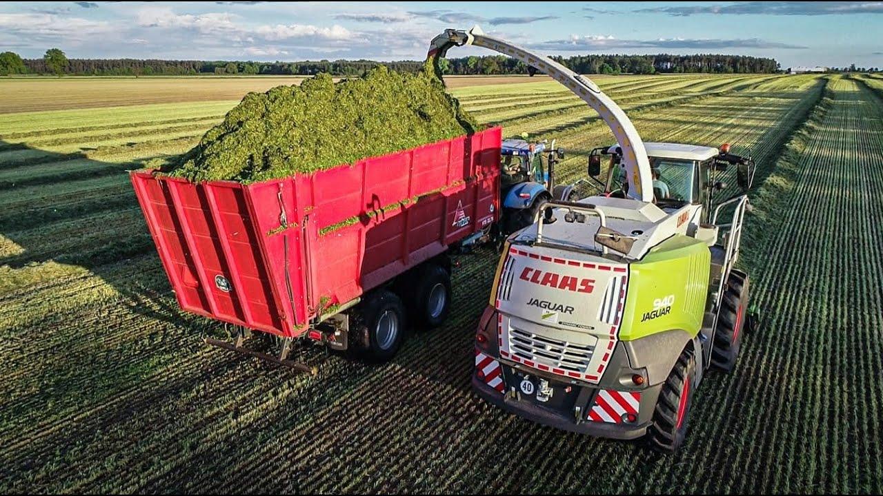 Zbiór traw 2021 & GR SNELA &