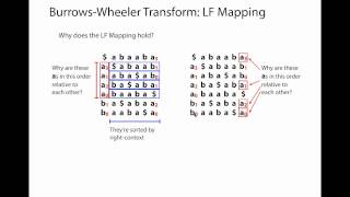 Burrows-Wheeler Transform