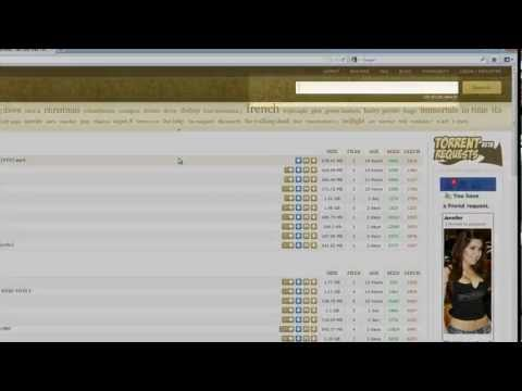 ***TUTORIAL***How to download torrents using Vuze***