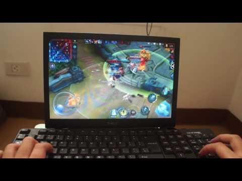 Mobile Legends android game on remix os