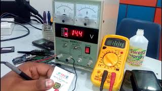 Power supply usage for Mobile Repairing