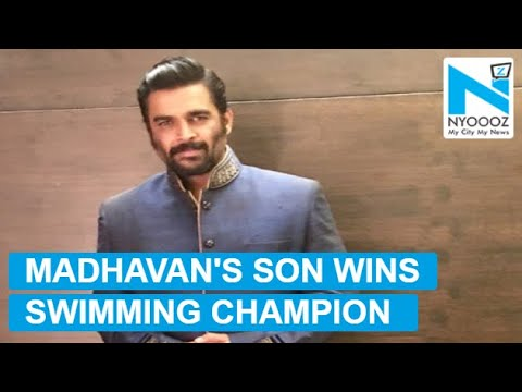 R Madhavan's Son Wins Bronze Medal in 1500 m Freestyle Swimming | NYOOOZ TV Mp3