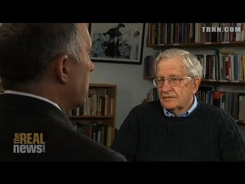 Chomsky on Palestine and Israel