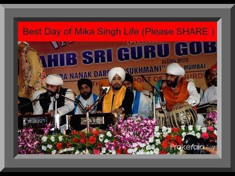 Waho Waho Guru Gobind Singh Aape Hur Chela (Shabad Kirtan By Mika Singh)--Must Watch