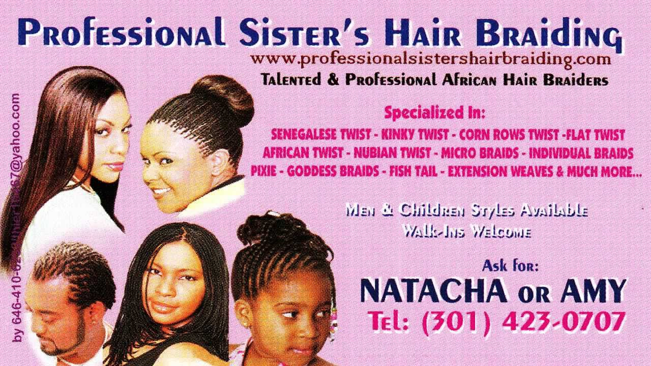 Best Senegalese Braids Suitland-DC Metro, Twisted Braids ...