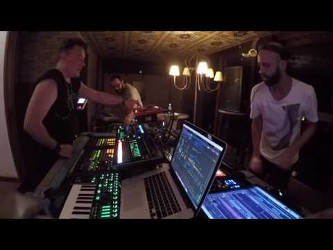 Live Lab Session #01 - BRY ORTEGA | JAYBOO | ALONSO FIGUEROA -