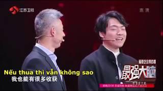 (Siêu Trí Tuệ 2018) Takuji Izawa vs Dương Anh Hào - Đoạn đỏ đoạn xanh