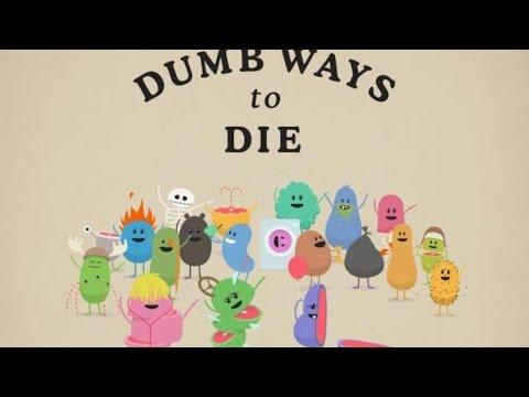 Все самые тупые способы умереть собраны в одной игре! Dumb Ways To Die