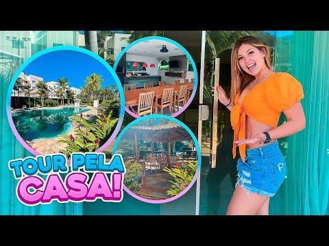 TOUR PELA CASA NOVA!!