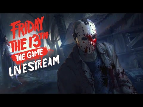 JASON CAN FLY?!? *NEW UPDATE*|Friday the 13th The Game|Ajunja1