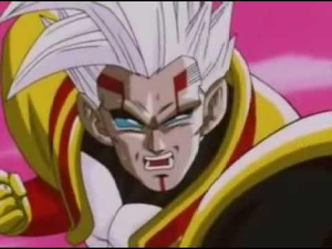 Goku Ss4 Vs Baby Vegeta