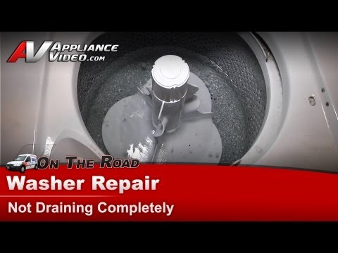 whirlpool-washer-repair---not-draining-after-spin-cycle---drain-hose-&-pump-la6800xpw1